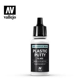 Vallejo Putty: Plastic Putty, 17 ml.
