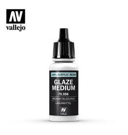 Vallejo Medium: Glaze Medium, 17 ml.