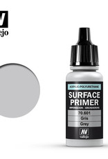 Vallejo Primer: Grey, 17 ml.
