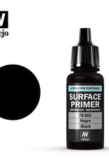 Vallejo Primer: Black, 17 ml.