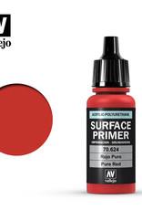 Vallejo Primer: Pure Red, 17 ml.
