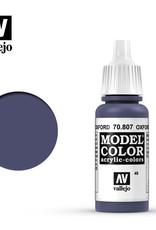 Vallejo Model Color: Matte- Oxford Blue, 17 ml.