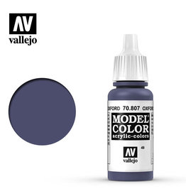 Vallejo Model Color: Matte- Oxford Blue, 17 ml.