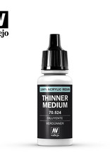 Vallejo Thinner: Model Color Thinner, 17 ml.