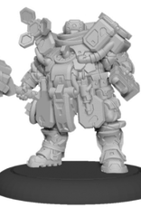 Privateer Press Warcaster: Combat Engineer – Marcher Worlds Solo