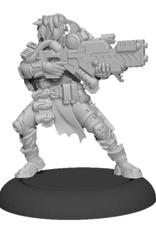 Privateer Press Warcaster: Ranger Fire Team – Marcher Worlds Squad (x3)