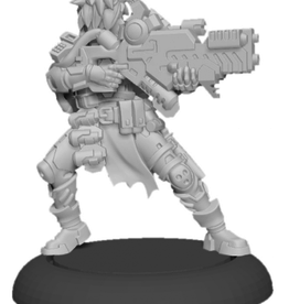 Privateer Press Warcaster: Ranger Fire Team – Marcher Worlds Squad (x3)