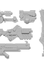 Privateer Press Warcaster: Dusk Wolf A Weapon Pack A – Marcher Worlds Pack