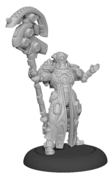 Privateer Press Warcaster: Paladin Weaver – Iron Star Alliance Solo