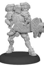Privateer Press Warcaster: Paladin Aegis – Iron Star Alliance Attachment