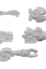 Privateer Press Warcaster: Scourge A Weapon Pack – Aeternus Continuum Pack