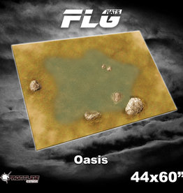 "Frontline-Gaming FLG Mats: Oasis 44"" x 60"""
