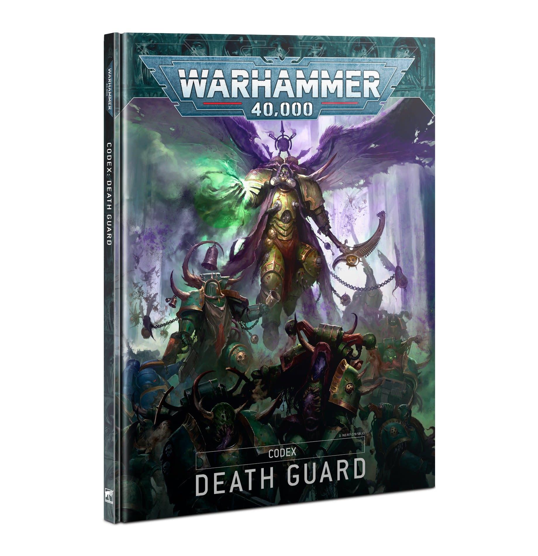 Games-Workshop Codex: Death Guard