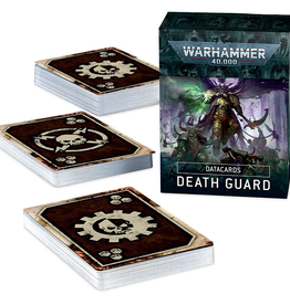 Games-Workshop Death Guard Datacards