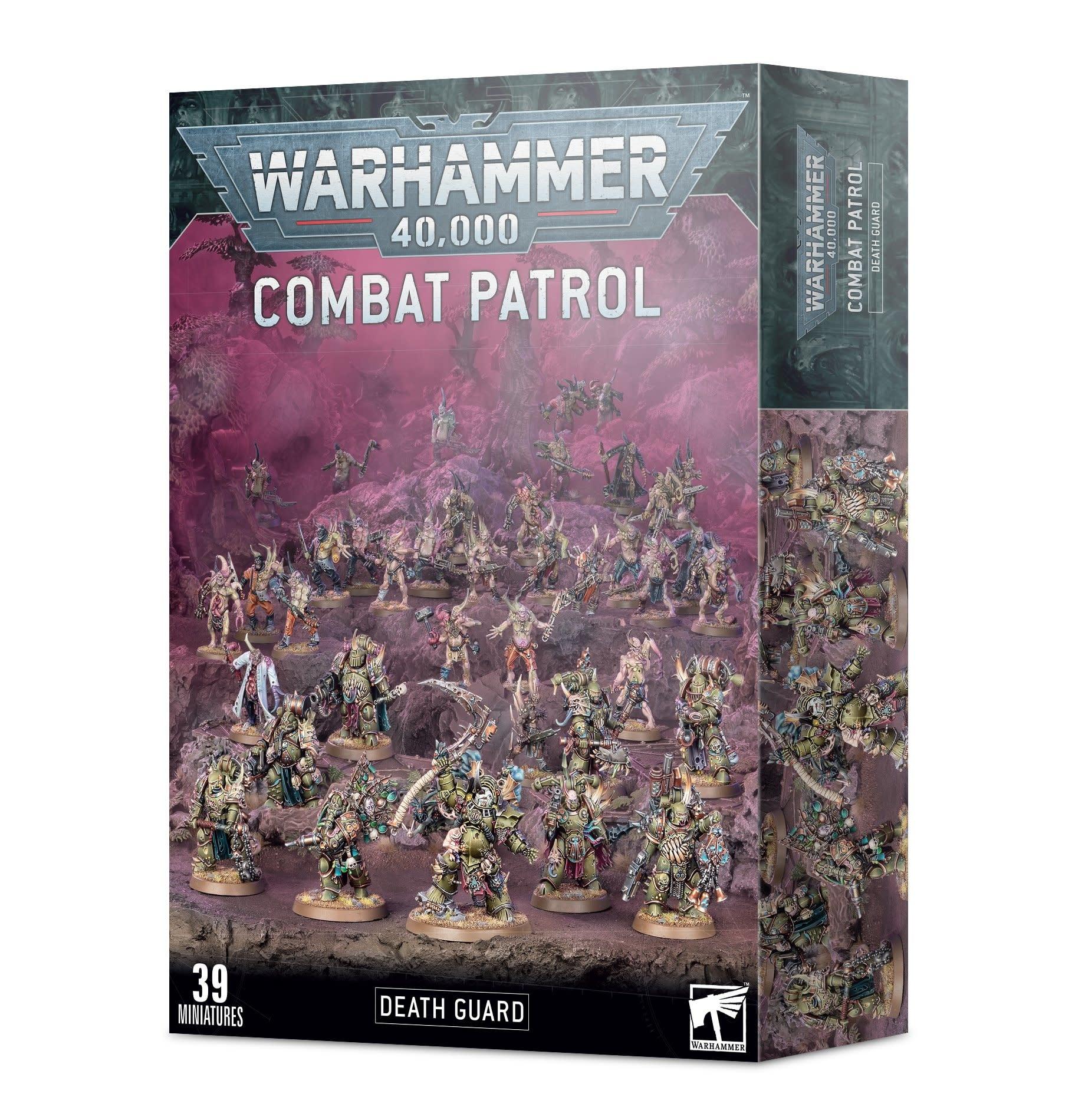 Games-Workshop Combat Patrol: Death Guard