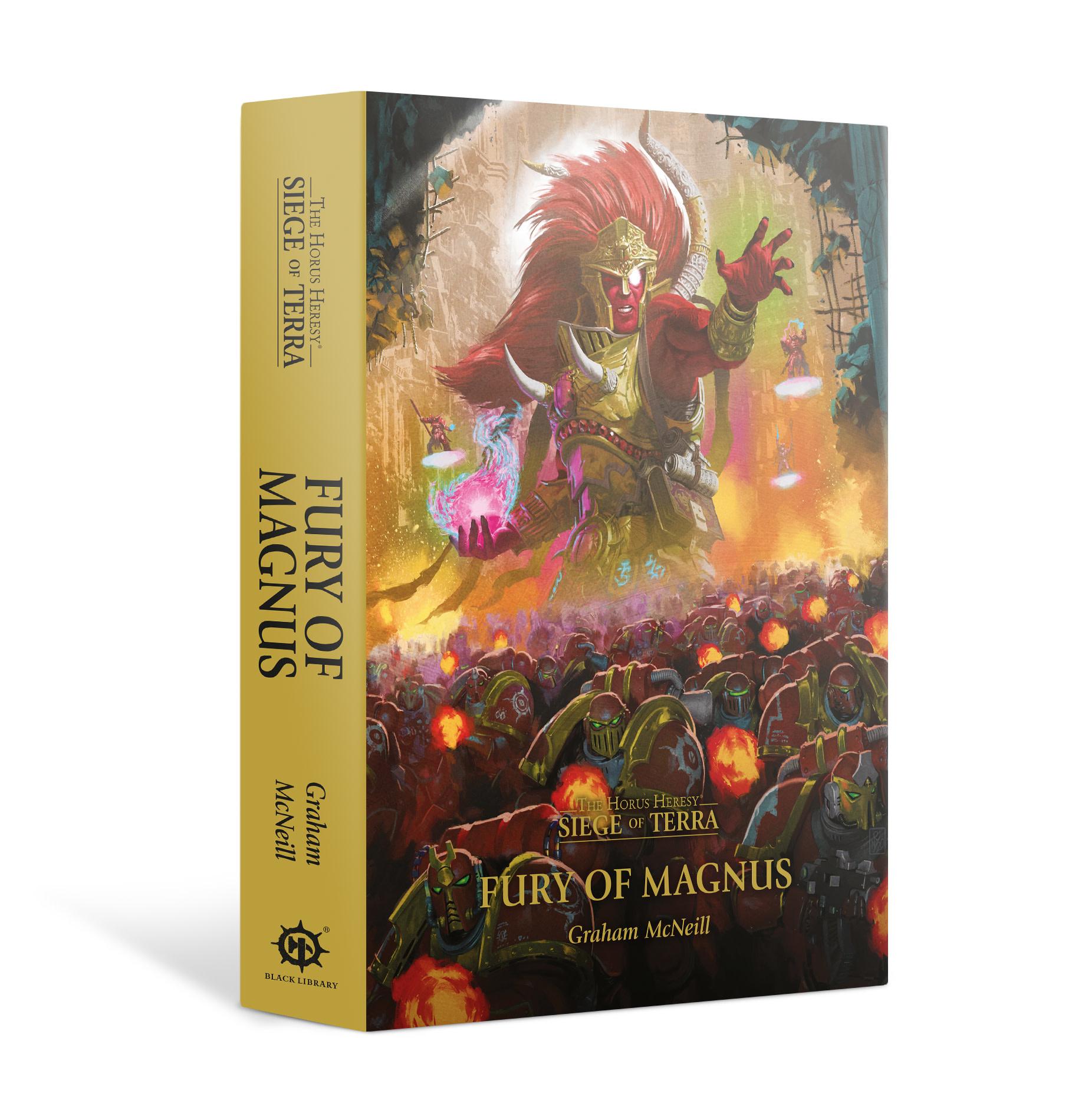 Games-Workshop Siege of Terra: Fury of Magnus