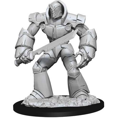 WizKids Miniature Market D&D Nolzur's Marvelous Unpainted Minis: W10 Iron Golem
