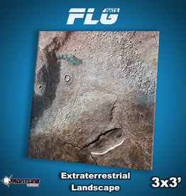 Frontline-Gaming FLG Mats: Extraterrestrial Landscape 3x3'