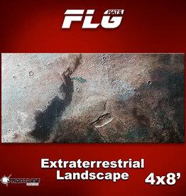 Frontline-Gaming FLG Mats: Extraterrestrial Landscape 4x8'