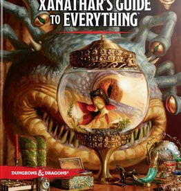 Dungeons & Dragons RPG Dungeons and Dragons RPG: Xanathar's Guide to Everything