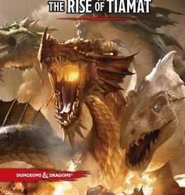 Dungeons & Dragons RPG Dungeons and Dragons RPG: Rise of Tiamat