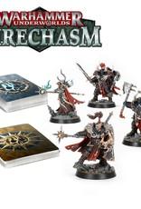 Games-Workshop Warhammer Underworlds: Khagra's Ravagers