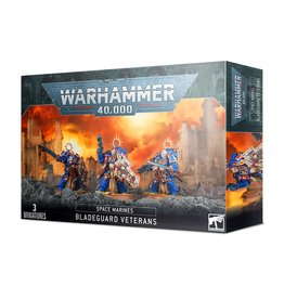 Games-Workshop Space Marines Primaris Bladeguard Veterans