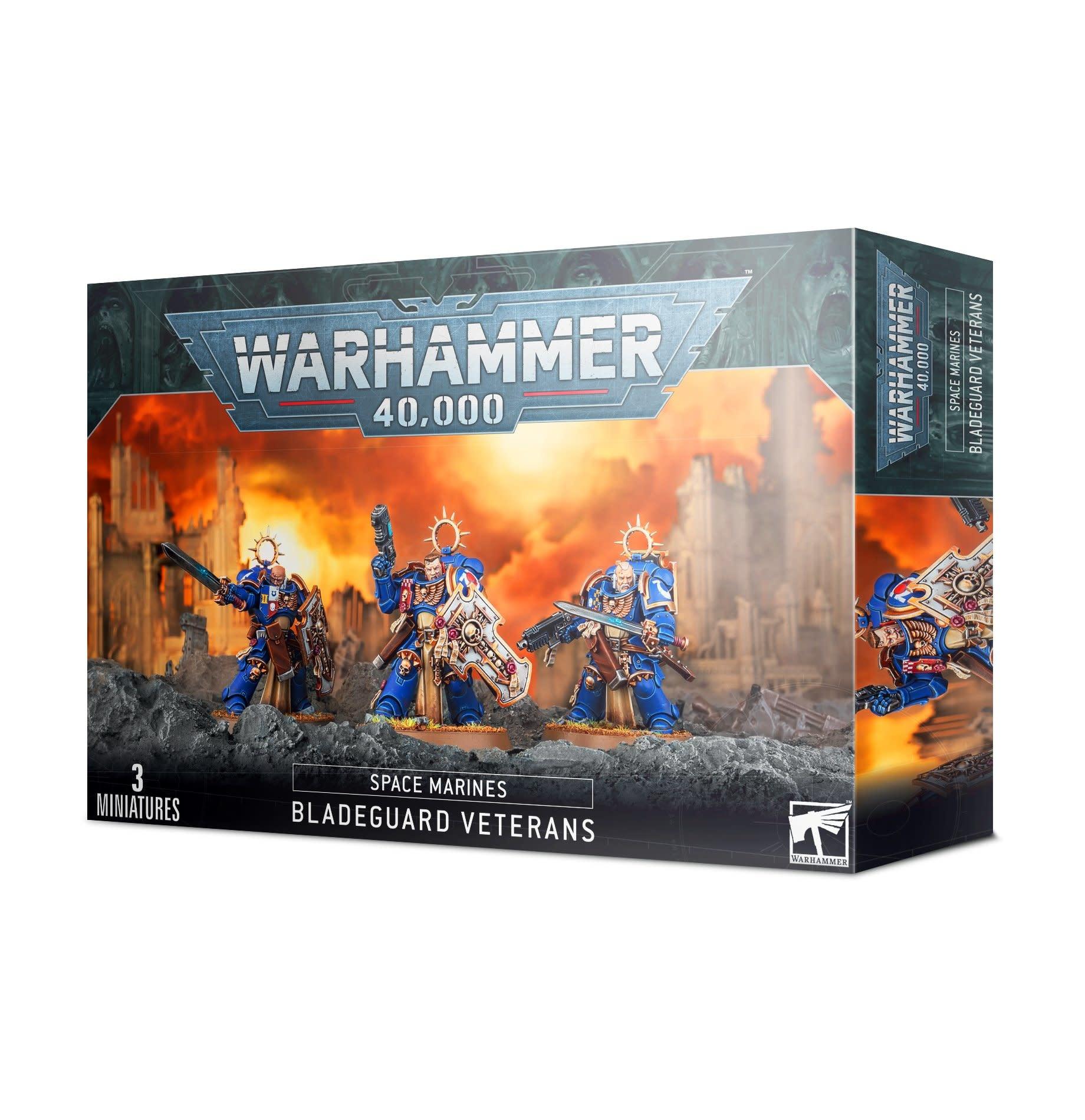Games-Workshop Space Marines Primaris Bladeguard Veterans
