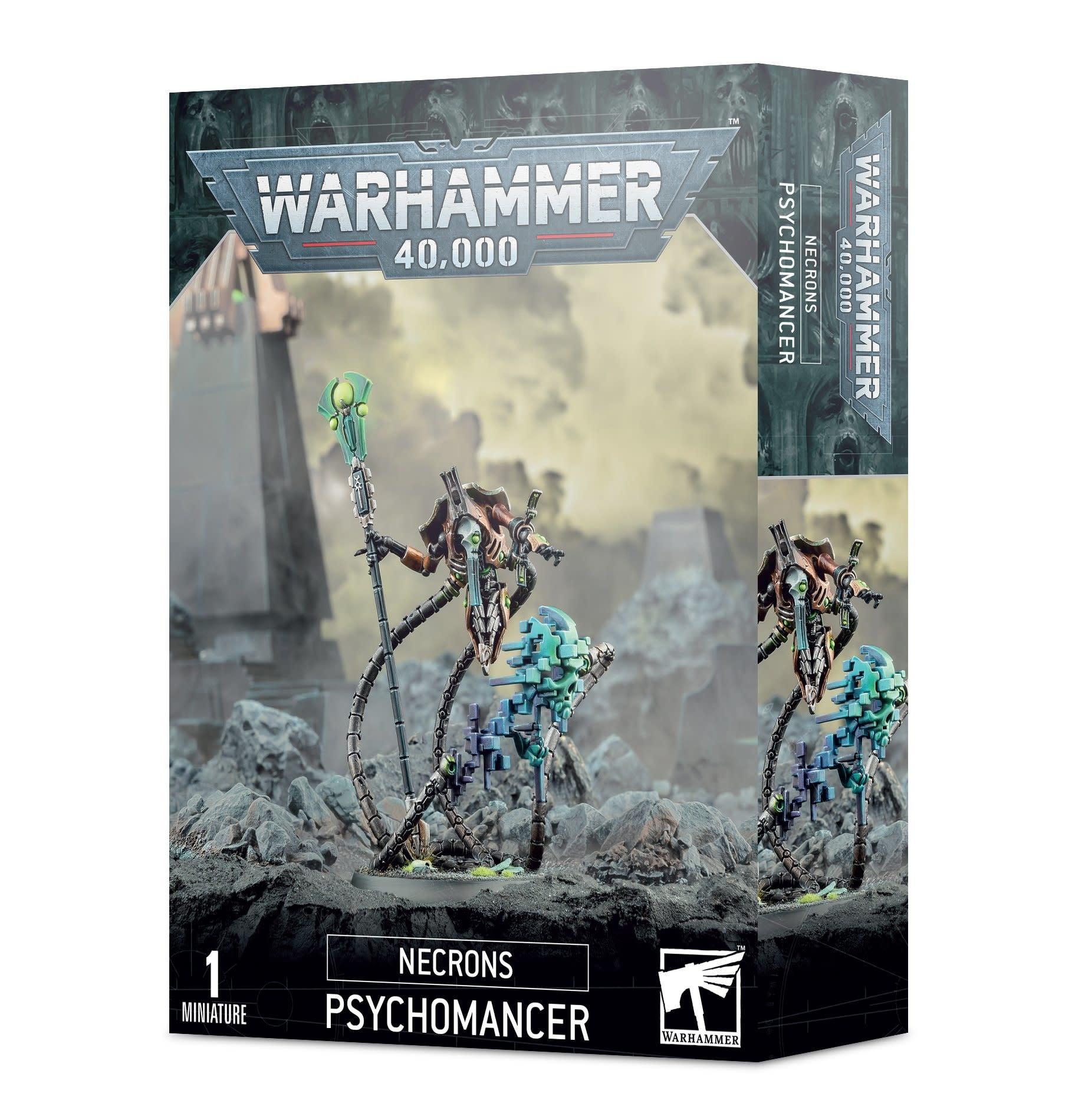 Games-Workshop Necrons Psychomancer