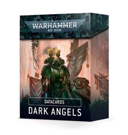 Games-Workshop Dark Angels Datacards