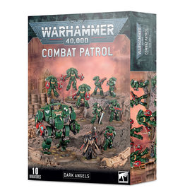 Games-Workshop Dark Angels Combat Patrol