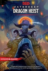 Dungeons & Dragons RPG Dungeons and Dragons RPG: Waterdeep: Dragon Heist