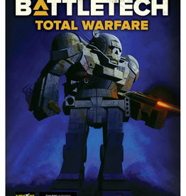 Catalyst Game Lab Battletech: Total Warfare 2nd Ed, Vintage Cover