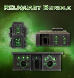 Frontline-Gaming ITC Terrain Series: Robot City Reliquary Bundle