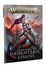 Games-Workshop Battletome: Daughters of Khaine