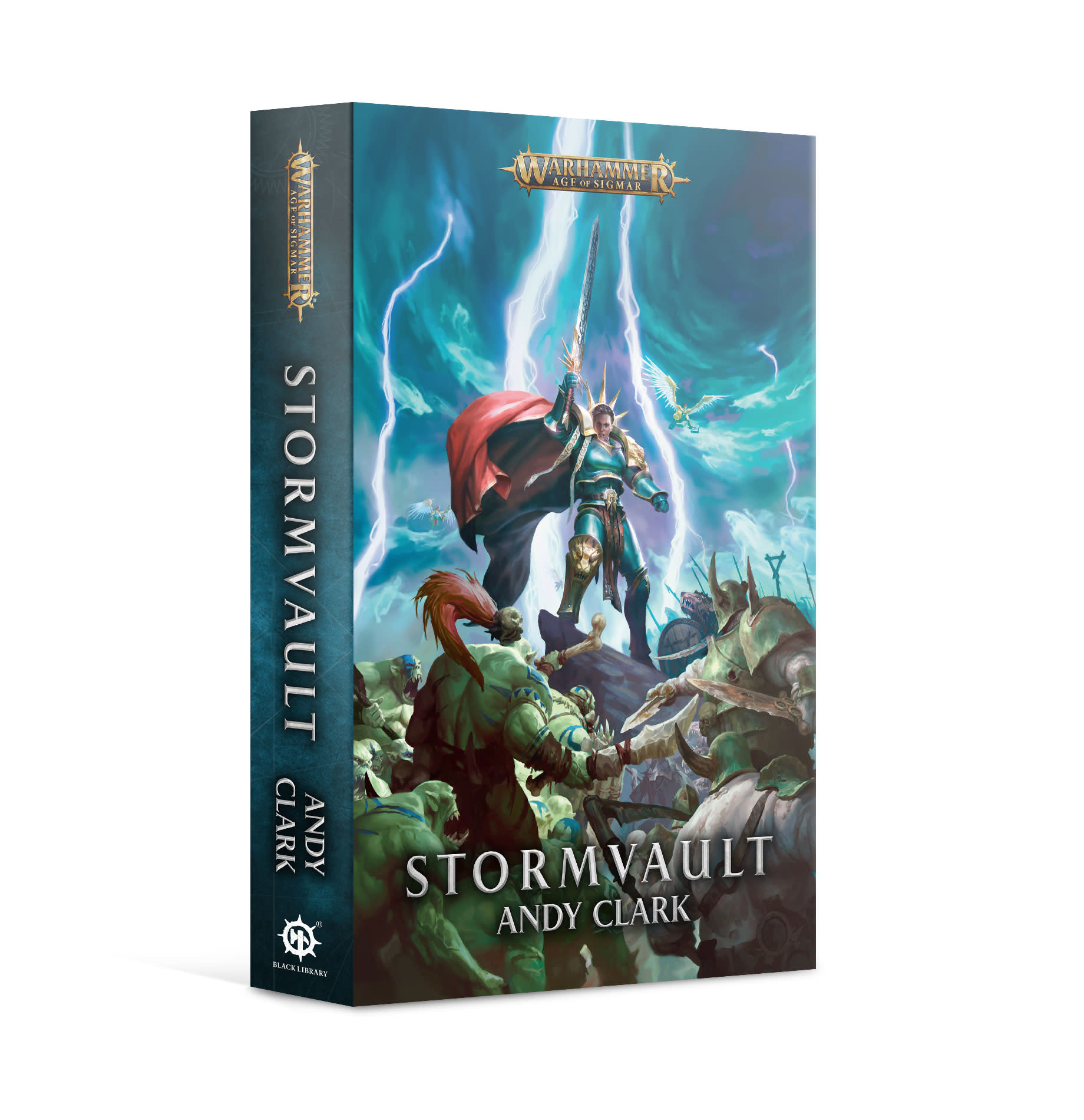 Games-Workshop Stormvault