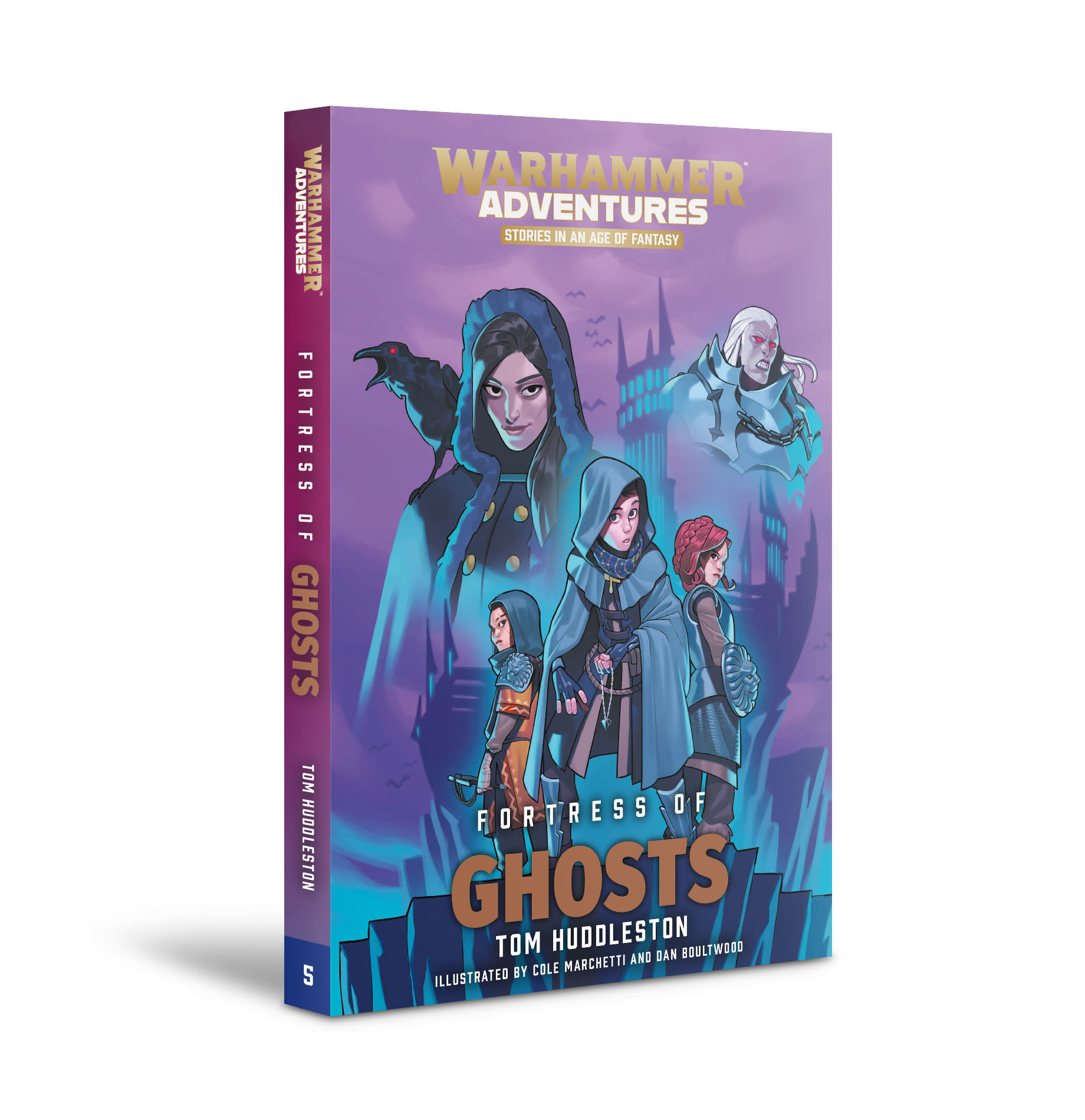 Games-Workshop Realm Quest: Fortress of Ghosts
