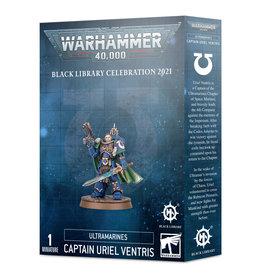 Games-Workshop Black Library Celebration Day: Captain Uriel Ventris