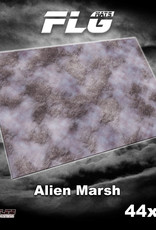 """Frontline-Gaming FLG Mats: Alien Marsh 44"""" x 60"""""""