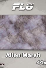 """Frontline-Gaming FLG Mats: Alien Marsh 44"""" x 30"""""""