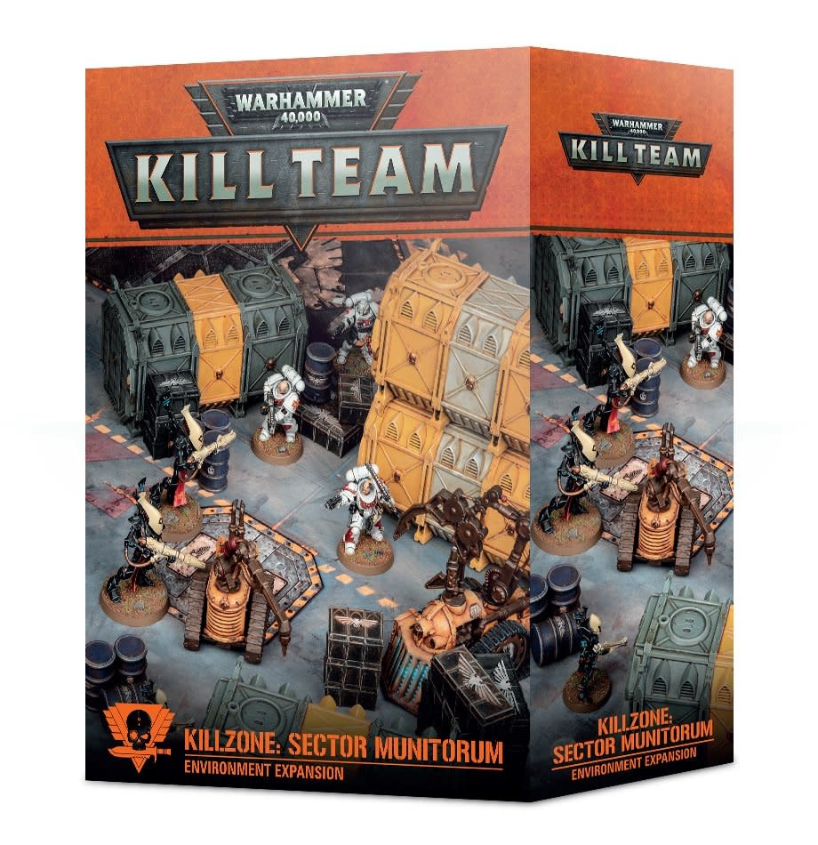 Games-Workshop Killzone: Sector Munitorum Environment Expansion