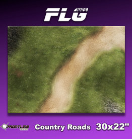 """Frontline-Gaming FLG Mats: Country Roads 30"""" x 22"""""""