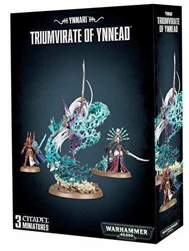 Games-Workshop Ynnari: Triumvirate Of Ynnead