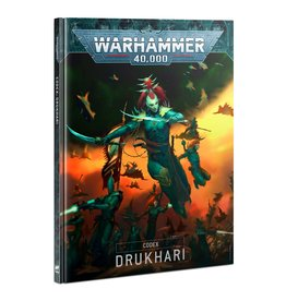 Games-Workshop Codex: Drukhari