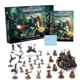 Games-Workshop Warhammer 40,000: Piety & Pain