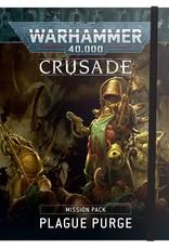Games-Workshop Plague Purge Crusade Mission Pack