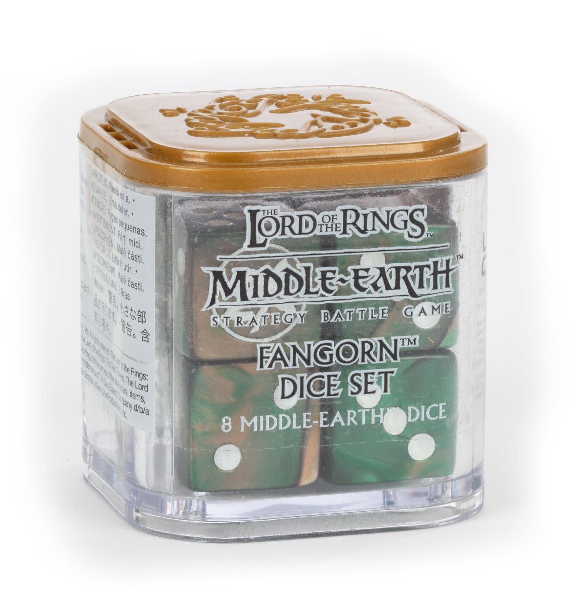 Games-Workshop Middle-earth:  FangornTM Dice Set