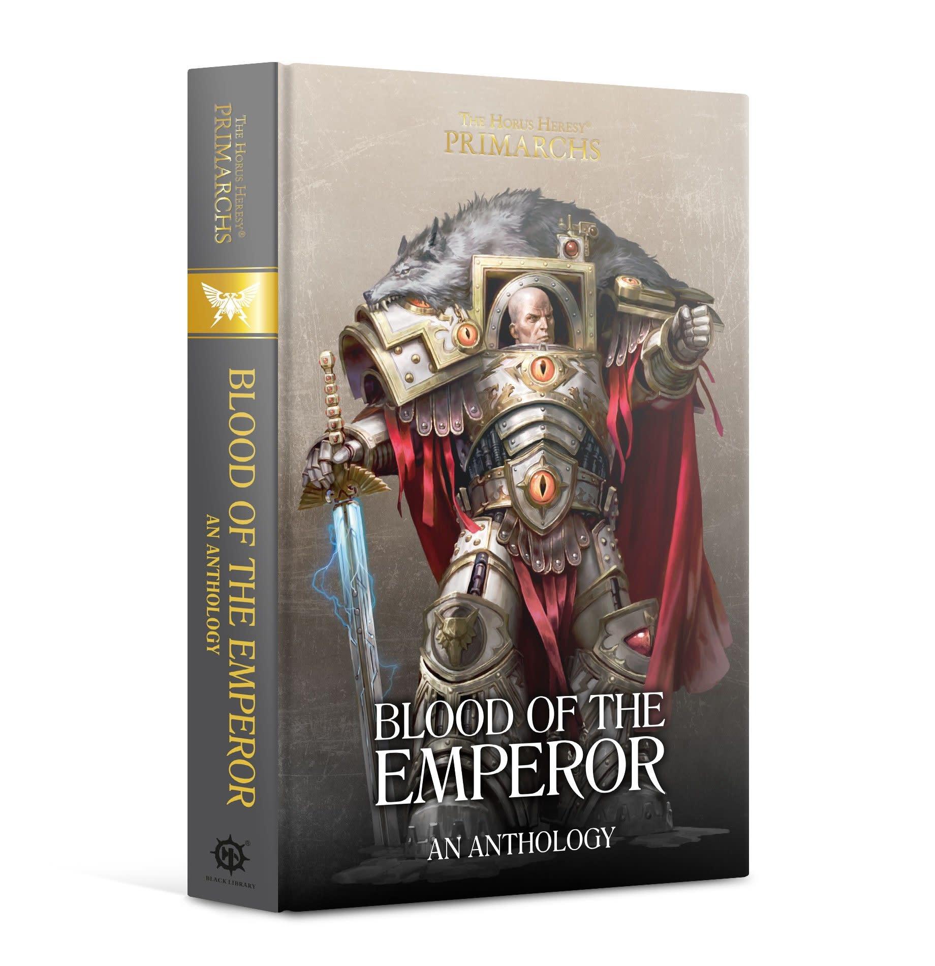 Games-Workshop Primarchs: Blood of the Emperor
