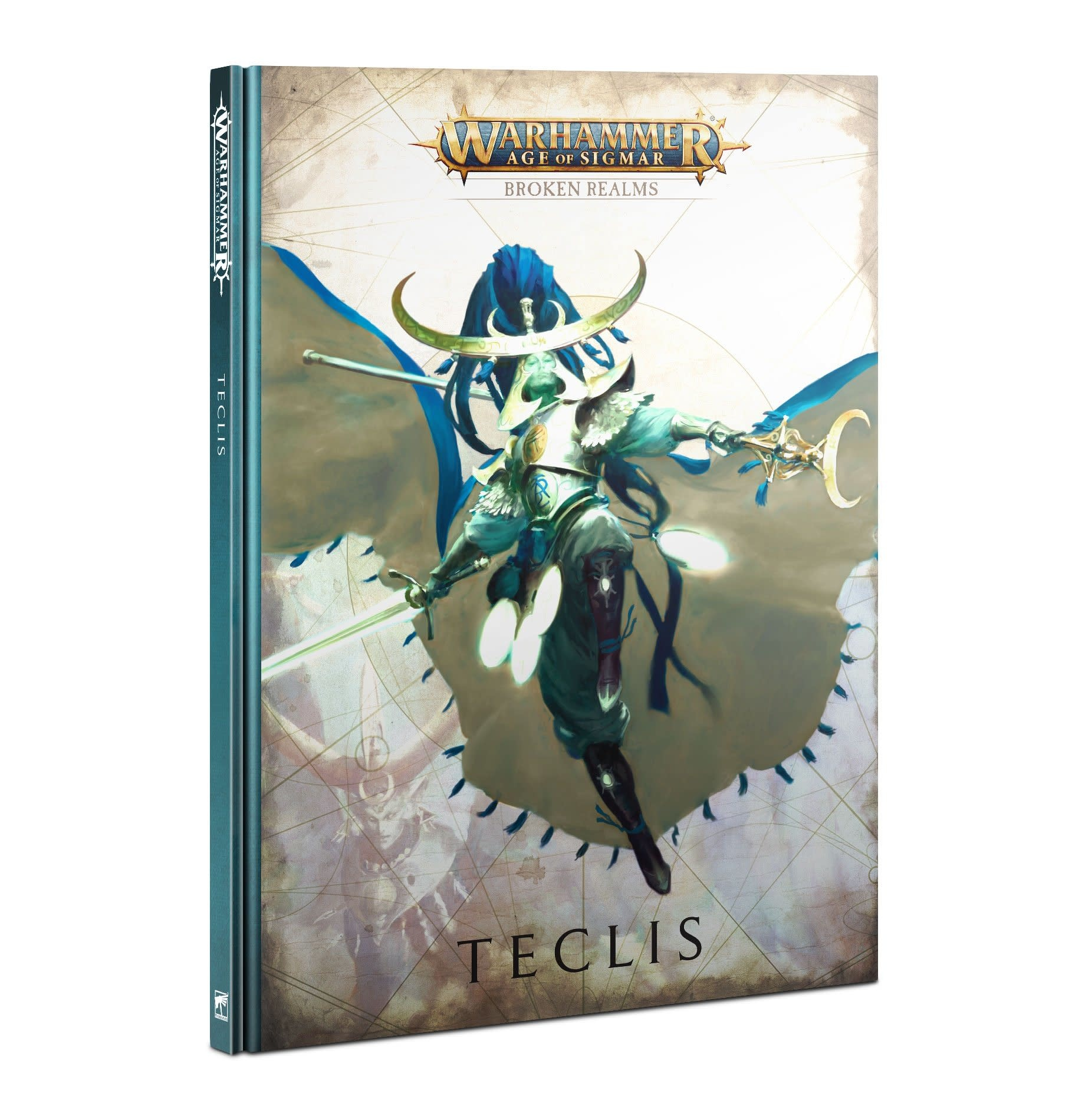 Games-Workshop Broken Realms: Teclis