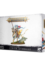 Games-Workshop Lumineth Realm-Lords Lyrior Uthralle, Warden of Ymetrica